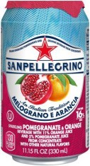 SanPellegrino Sparkling_Melograno E_Arancia_Pomegranate_and_Orange